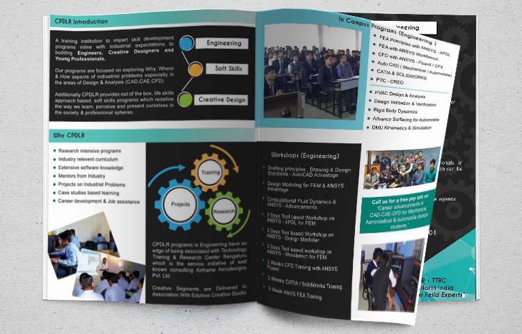 CPDLR Brochure Design