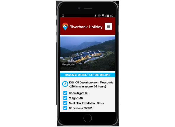 mobile friendly wwebsite design in dehradun