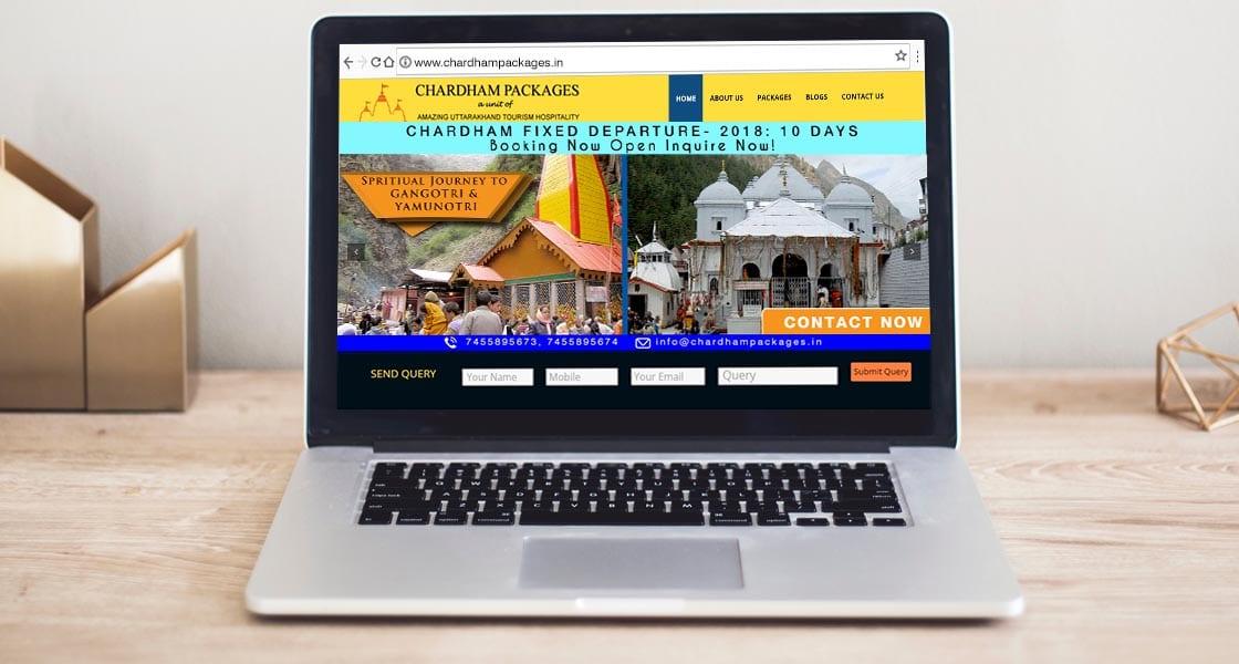 Web Design, Website Design and Website Development company in dehradun