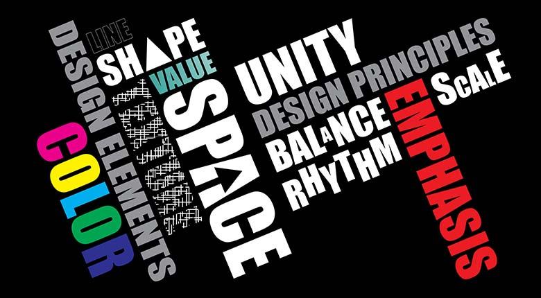 Brand identity system for start ups Typography