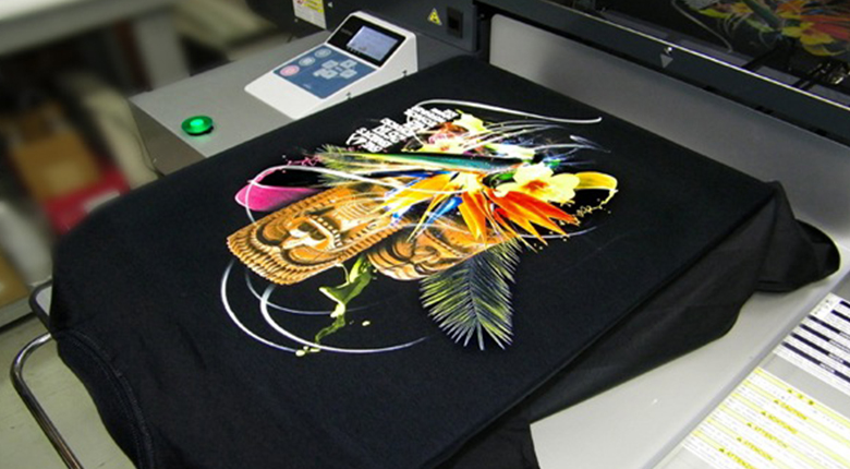 Digital Printing a new age for T-shirts artwork Process