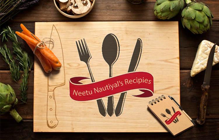 neetu nautiyal recipes web graphics design in dehradun