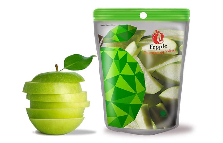 fepple packaging designed in dehradun