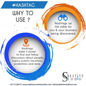 Why to use Hashtag