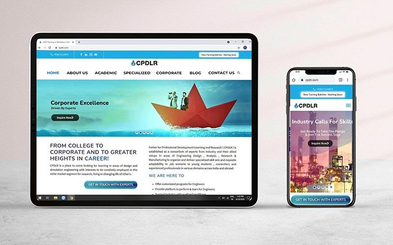 Website development dehradun