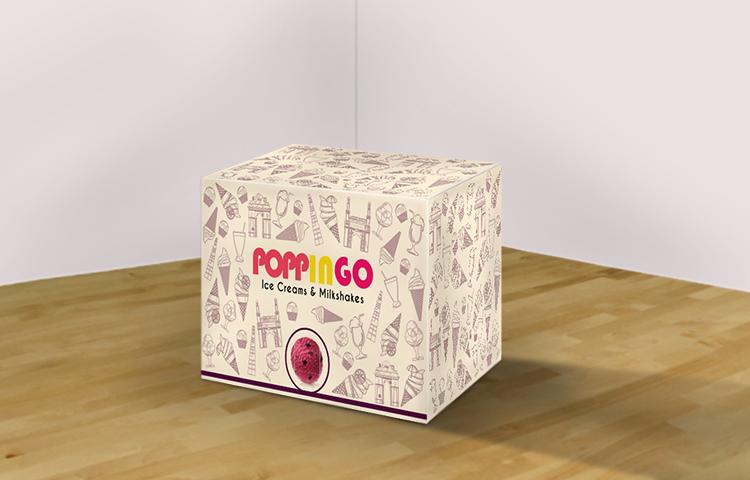CONE BOX
