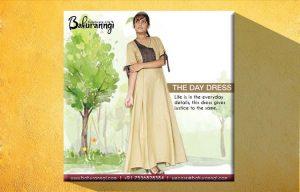 bahuranngi The Day Dress