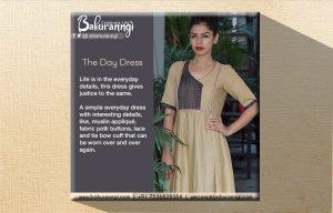 bahuranngi the day dress 2
