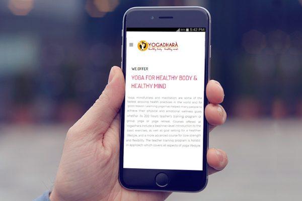 Yogadhara Mobile