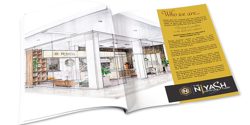 Brochure design in Dehradun