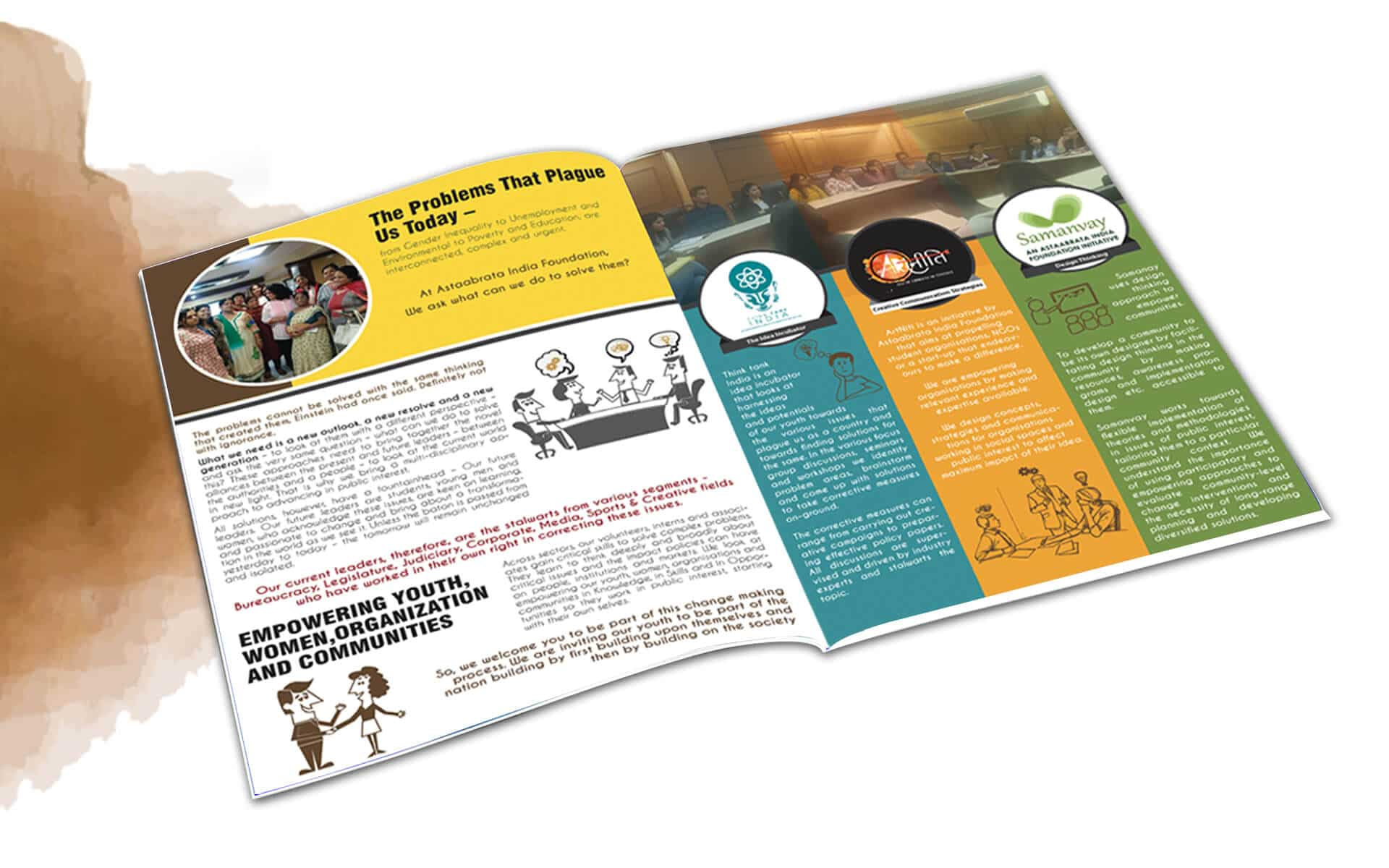 Brochure design in Delhi NCR