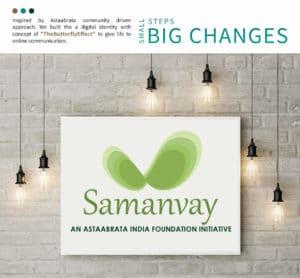 Logo design in Dehradun - Samanvay