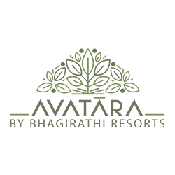 avatara by bhagirathi resorts logo design