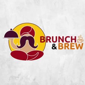 Brunch and Brew Logo Design