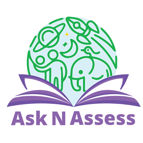 ask and assess logo designer